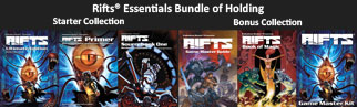 Rifts Essentials Bundle of Holding Offer