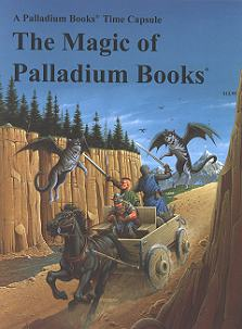 Magic of Palladium Books