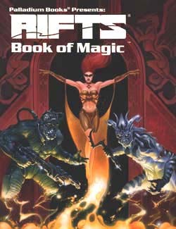 Rifts Book of Magic