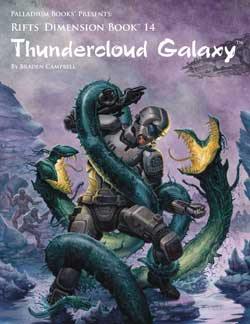 Rifts Dimension Book 14 Thundercloud Galaxy