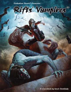Rifts Vampires Sourcebook