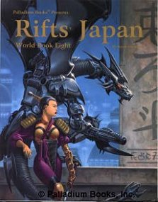 Rifts World Book 8: Japan